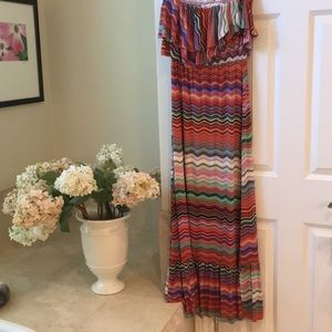T-bags maxi dress